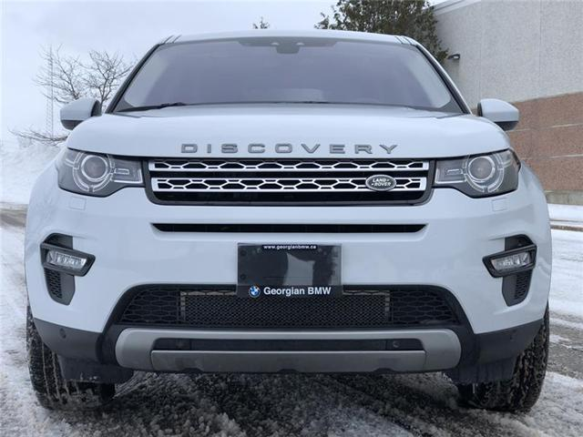 2017 Land Rover Discovery Sport HSE (Stk: P1386-1) in Barrie - Image 3 of 18