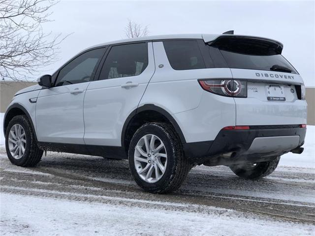 2017 Land Rover Discovery Sport HSE (Stk: P1386-1) in Barrie - Image 6 of 18