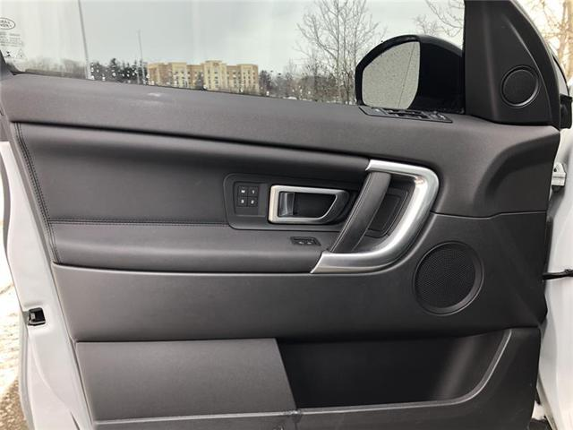 2017 Land Rover Discovery Sport HSE (Stk: P1386-1) in Barrie - Image 12 of 18