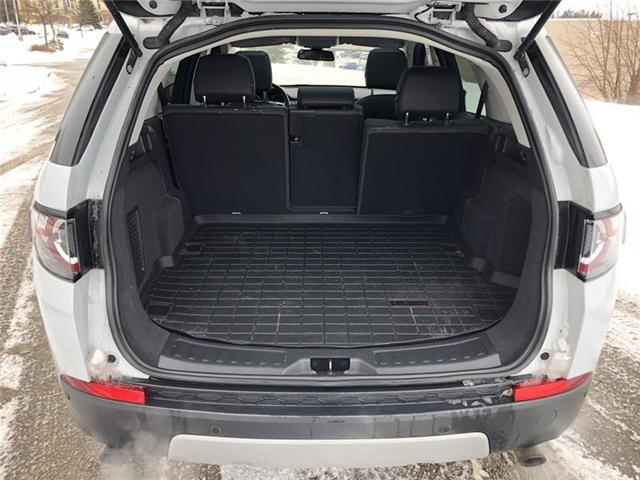 2017 Land Rover Discovery Sport HSE (Stk: P1386-1) in Barrie - Image 18 of 18