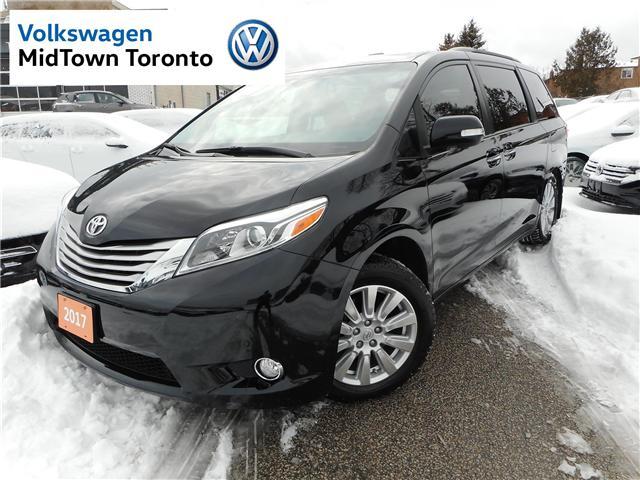 2017 Toyota Sienna  (Stk: P7173) in Toronto - Image 1 of 30