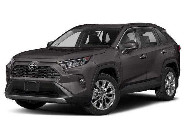 2019 Toyota RAV4 Limited (Stk: 190396) in Whitchurch-Stouffville - Image 1 of 9