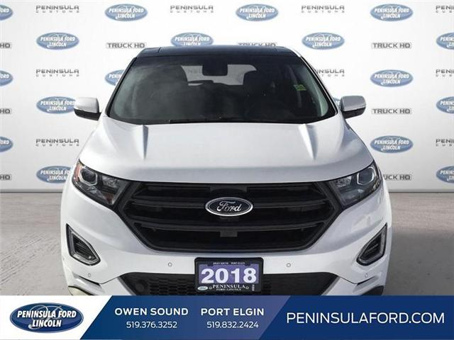 2018 Ford Edge Sport (Stk: 1680) in Owen Sound - Image 2 of 24