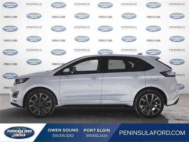 2018 Ford Edge Sport (Stk: 1680) in Owen Sound - Image 3 of 24