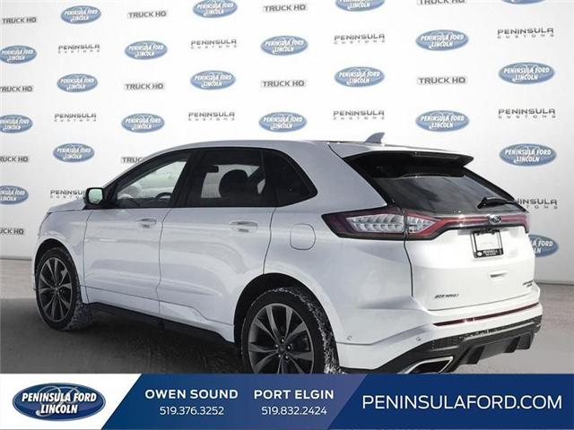 2018 Ford Edge Sport (Stk: 1680) in Owen Sound - Image 4 of 24