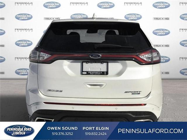 2018 Ford Edge Sport (Stk: 1680) in Owen Sound - Image 5 of 24