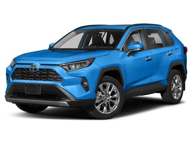 2019 Toyota RAV4 Limited (Stk: 190749) in Edmonton - Image 1 of 9