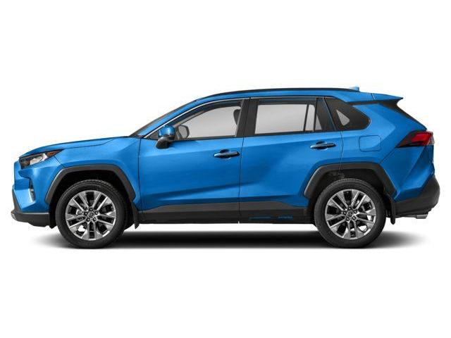 2019 Toyota RAV4 Limited (Stk: 190749) in Edmonton - Image 2 of 9