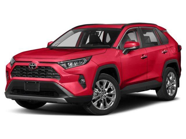 2019 Toyota RAV4 Limited (Stk: 190802) in Edmonton - Image 1 of 9