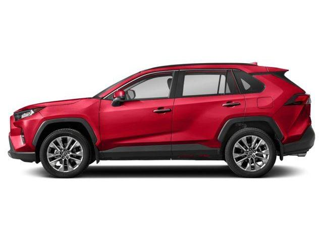 2019 Toyota RAV4 Limited (Stk: 190802) in Edmonton - Image 2 of 9
