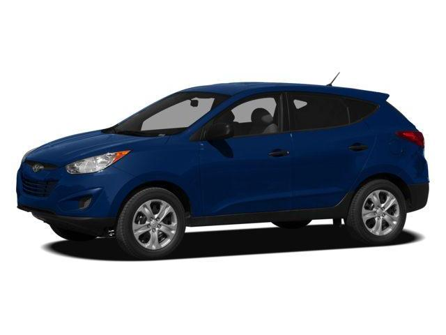 2012 Hyundai Tucson GLS (Stk: P4371B) in Saskatoon - Image 1 of 1