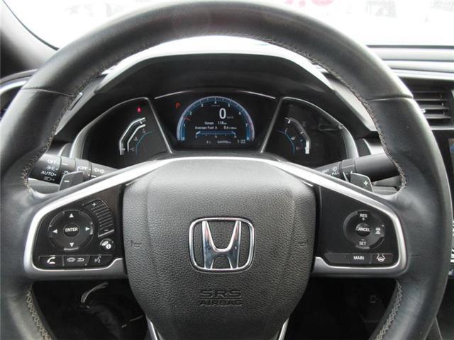 2016 Honda Civic EX-T (Stk: K14018A) in Ottawa - Image 5 of 16