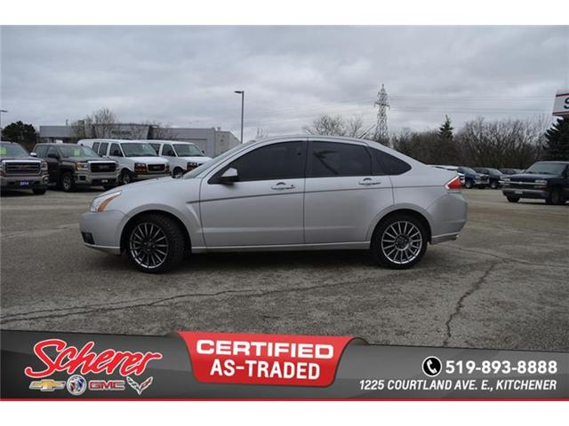 2009 Ford Focus SES (Stk: 1817490A) in Kitchener - Image 2 of 9
