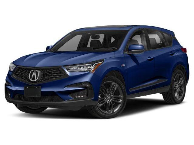 2019 Acura RDX A-Spec (Stk: AT407) in Pickering - Image 1 of 9