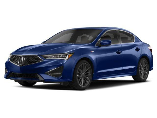 2019 Acura ILX Premium A-Spec (Stk: AT408) in Pickering - Image 1 of 2