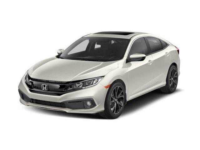 2019 Honda Civic Sport (Stk: U713) in Pickering - Image 1 of 1