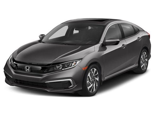 2019 Honda Civic EX (Stk: U718) in Pickering - Image 1 of 1
