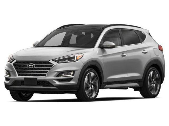 2019 Hyundai Tucson Essential w/Safety Package (Stk: 19337) in Ajax - Image 1 of 4