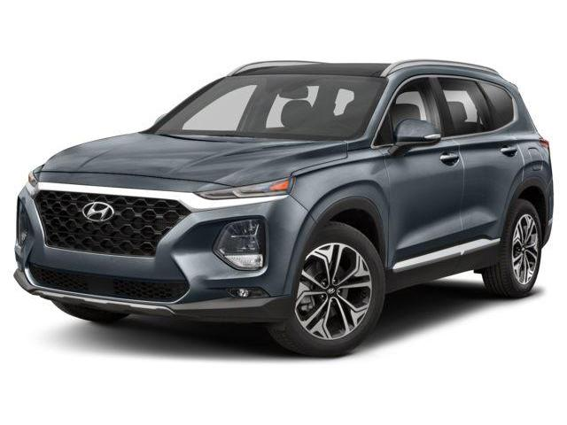 2019 Hyundai Santa Fe Luxury (Stk: 19370) in Ajax - Image 1 of 9