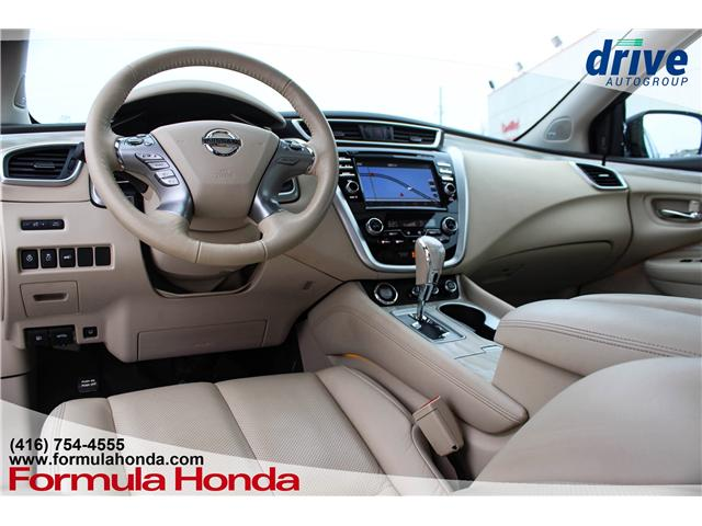 2016 Nissan Murano Platinum (Stk: B10955) in Scarborough - Image 2 of 26