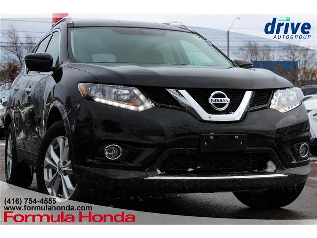 2016 Nissan Rogue SV (Stk: B10956) in Scarborough - Image 1 of 16