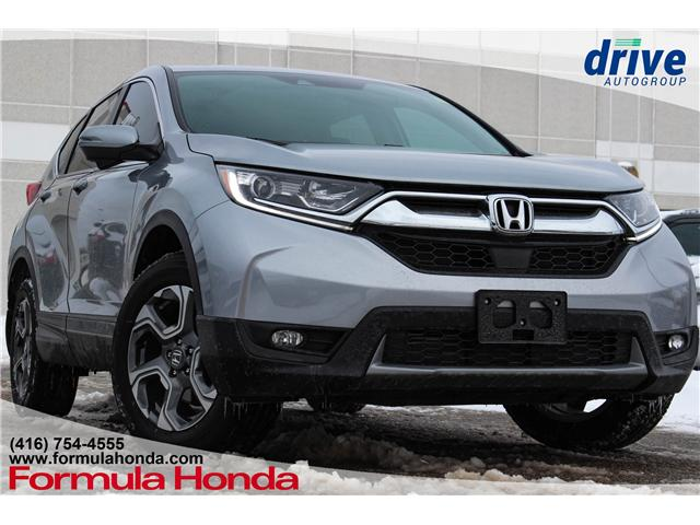 2017 Honda CR-V EX (Stk: B10966) in Scarborough - Image 1 of 22