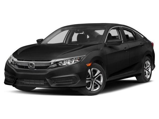 2017 Honda Civic LX (Stk: P0834A) in Edmonton - Image 1 of 9