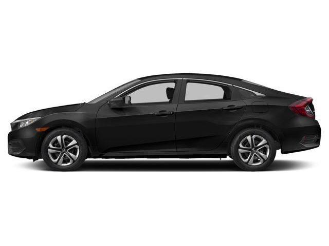 2017 Honda Civic LX (Stk: P0834A) in Edmonton - Image 2 of 9