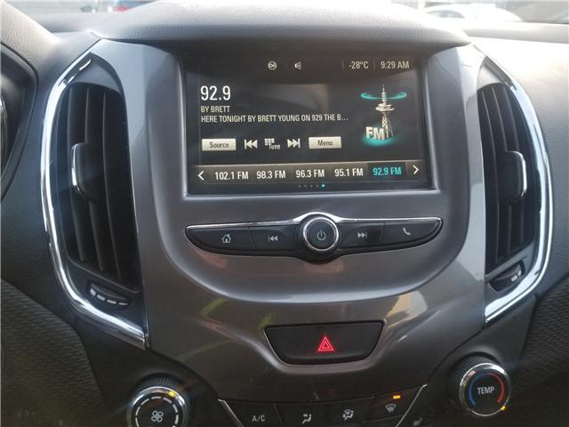 2016 Chevrolet Cruze LT Auto (Stk: M18363A) in Saskatoon - Image 18 of 21