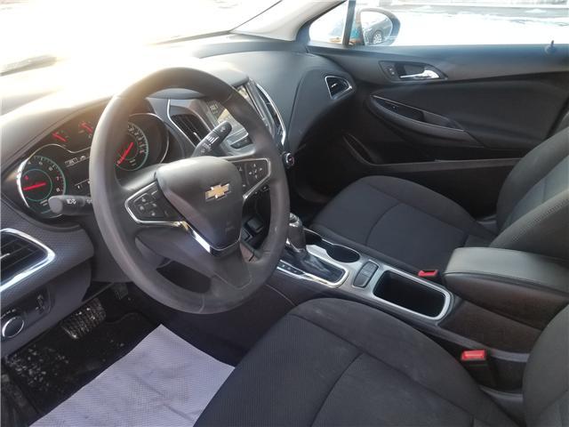 2016 Chevrolet Cruze LT Auto (Stk: M18363A) in Saskatoon - Image 12 of 21