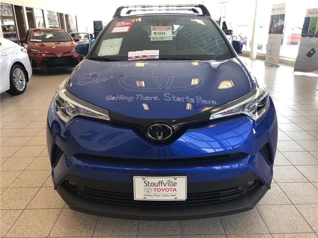 2019 Toyota C-HR XLE Premium Package (Stk: 190297) in Whitchurch-Stouffville - Image 1 of 8