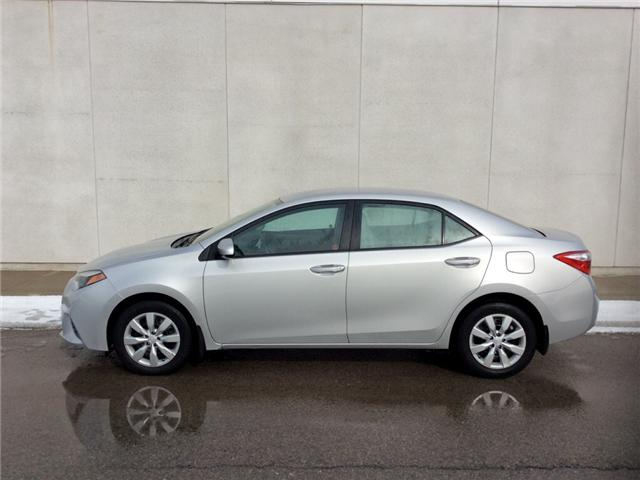 2016 Toyota Corolla LE (Stk: COR6371A) in Welland - Image 2 of 22