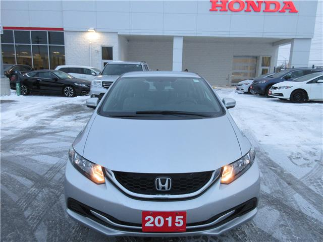 2015 Honda Civic LX (Stk: SS3364) in Ottawa - Image 2 of 11