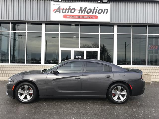 2016 Dodge Charger SXT (Stk: 1991) in Chatham - Image 2 of 24