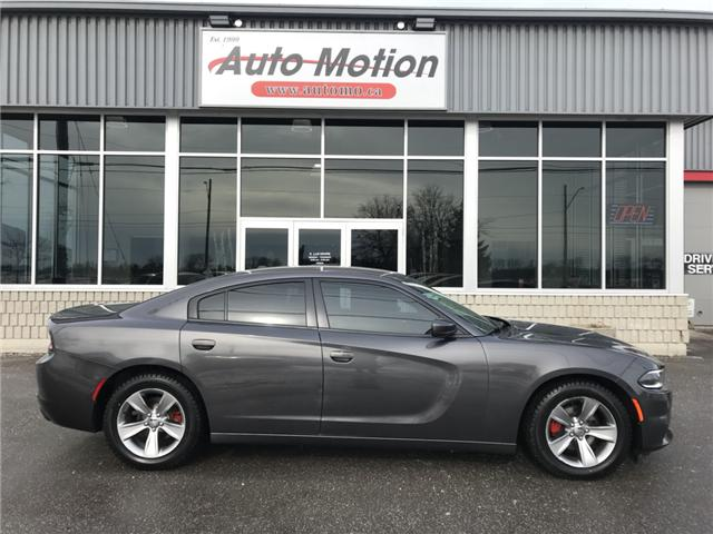 2016 Dodge Charger SXT (Stk: 1991) in Chatham - Image 3 of 24