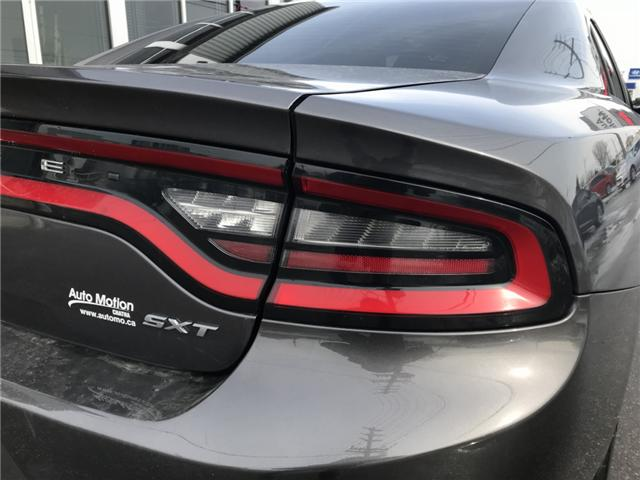 2016 Dodge Charger SXT (Stk: 1991) in Chatham - Image 6 of 24