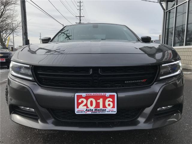 2016 Dodge Charger SXT (Stk: 1991) in Chatham - Image 4 of 24
