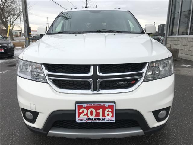 2016 Dodge Journey R/T (Stk: 19129) in Chatham - Image 2 of 24