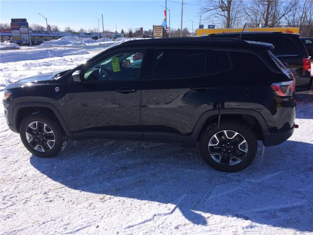2018 Jeep Compass Trailhawk (Stk: svg004) in Morrisburg - Image 2 of 6