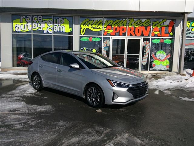 2019 Hyundai Elantra Luxury (Stk: 16443) in Dartmouth - Image 2 of 27