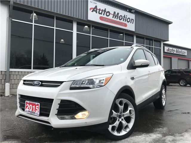 2015 Ford Escape Titanium (Stk: 19150) in Chatham - Image 1 of 26
