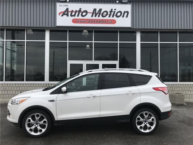 2015 Ford Escape Titanium (Stk: 19150) in Chatham - Image 2 of 26