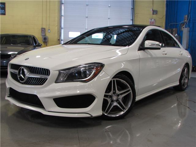 2014 Mercedes-Benz CLA-Class Base (Stk: F448) in North York - Image 1 of 21