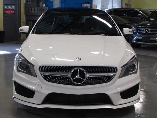 2014 Mercedes-Benz CLA-Class Base (Stk: F448) in North York - Image 2 of 21