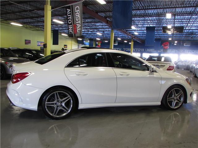 2014 Mercedes-Benz CLA-Class Base (Stk: F448) in North York - Image 4 of 21