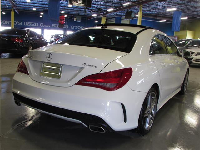 2014 Mercedes-Benz CLA-Class Base (Stk: F448) in North York - Image 5 of 21