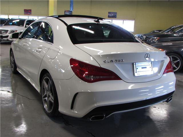 2014 Mercedes-Benz CLA-Class Base (Stk: F448) in North York - Image 7 of 21