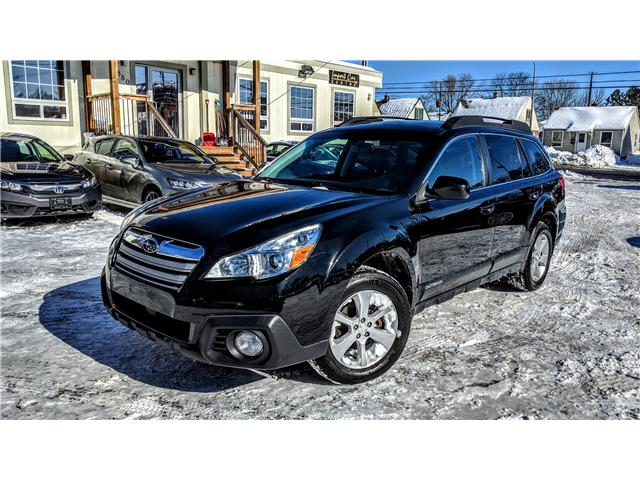 2014 Subaru Outback 2.5i Limited Package (Stk: 233639) in Ottawa - Image 1 of 5