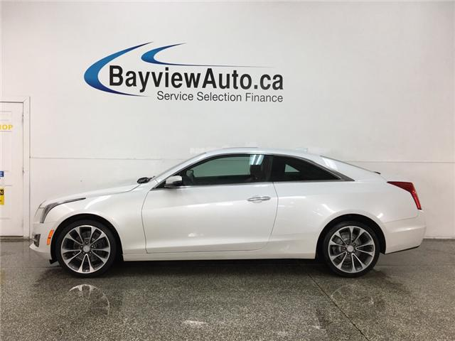 2015 Cadillac ATS 2.0L Turbo Luxury (Stk: 34359J) in Belleville - Image 1 of 30
