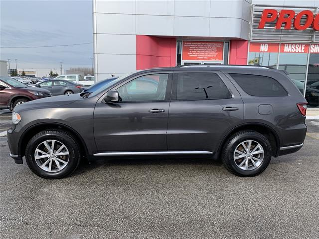 2016 Dodge Durango Limited (Stk: GC458278) in Sarnia - Image 2 of 20